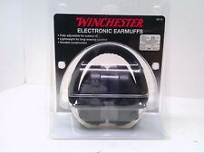 Winchester Electronic Earmuffs 99779 25dB Reduction