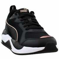 Puma X-Ray Metallic Shine Sneakers Casual   Sneakers Black Womens - Size 10 B