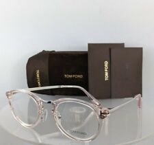 Brand New Authentic Tom Ford Eyeglasses FT TF 5467 072 48mm Transparent Pink fd59c61b6d