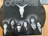 Outlaws In The Eye Of The Storm 1979 Arista AL 9507 Records Vinyl LP Album