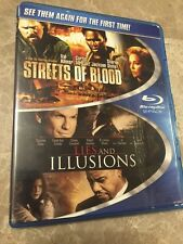 Streets of Blood/Lies and Illusions Blu-ray 2-Disc Set