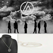Hot Sale! Linkin Park Rock Band Inspired Symbol Logo Pendant Silver Necklace