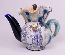 """Julia Galloway """"Dolcis Domus"""" Studio Pottery Teapot - Montana"""