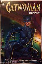 Catwoman Defiant - Trade Paperback/Graphic Novel - DC Comics