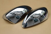 Rearview Cover For Ford Kuga 2013-2019 Chrome Side Mirror Cap Overlay