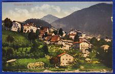 TOLMINO TOLMEN Slovenia Panorama non viaggiata f/p #6267