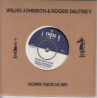 """WILKO JOHNSON & ROGER DALTREY Going Back Home UK vinyl 7"""" SEALED/NEW"""