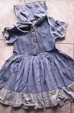 """Allerliebstes Jeans-Kleid """"Portofino"""", m.Kragen,  neuw.Gr. 134/140"""