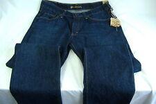 New Mens BULLHEAD Handcrafted Low Rise Slim Indigo Jeans Pants 33 W 34 L