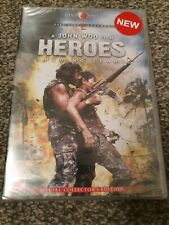 Heroes Shed No Tears (1986) New Sealed DVD John Woo 1st Class Post
