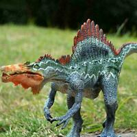 Jurassic Spinosaurus Toy Figure Realistic Dinosaur Child Gift Kid Birthday X2M7