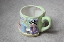Maxine Large Coffee Mug Cup Hallmark 12 Cups Floyd Dog Love Attitude Problem