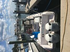 1998 Sail Fish Grady White 28ft Twin 225 HP , with Aluminum Tri Axle Trailer