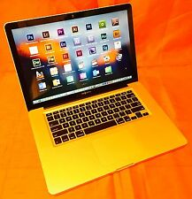 "MacBook Pro 15""  Quad i7 TURBO 2.9GHz + 16GB + 2TB SSHD + COMPLETE STUDIO SET"
