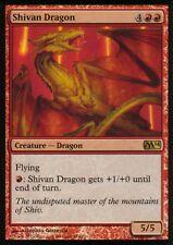 Shivan Dragon FOIL | Presque comme neuf | m14 | magic mtg