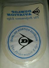091 Dunlop Aviation Car Road Tax Disc Holder Unused - Aeropsace Wheels & Brakes