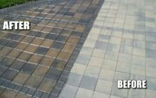 Wet look Driveway sealant -Drive sealant block paving + patio sealer. 20 LTR