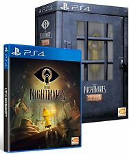 Little Nightmares: Six Edition [PlayStation 4 Sony Collector Puzzles PS4] NEW
