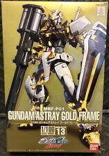 Bandai Mobile Suit Gundam Seed 1/100 Model Kit Astray Gold Frame