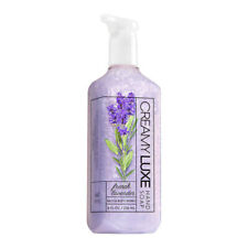 bath&body creamy luxe hand soap French Lavender
