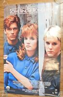 Some Kind of Wonderful Lea Thompson Movie Video Promo Poster Original 1987 VHS