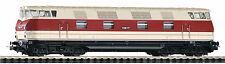 PIKO 52573 Diesellok V200 117 GFK Rot-beige Dr