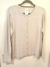 SALE NEW Thought Stone Cardigan SS19 Size 16