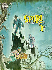 The Spirit #21 (VFN) `79 Will Eisner