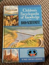 Children's Encyclopedia Of Knowledge - Book Of Achievement (1967)