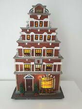 Weihnachtsdorf 82513 Kajak Building Lemax Figuren 415