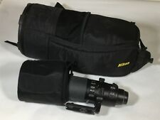BEAUTIFUL Nikon 200-400mm f4 AF-S VR Lens - US-Market w/ Case and Accessories