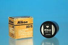 Nikon as-11 Flash Tripod adaptor trípode adaptador - (18779)