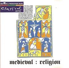 BPM 1007 - Medieval ~ Religion [BMG Production Music]
