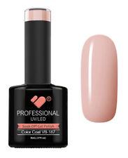 Vb-187 VB Line Naive and Naked Pink Saturated * UV LED Soak off GEL Nail Polish