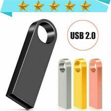 USB Speicherstick 1MB-64GB U Stick Flash-Laufwerk 4-Farben Metall-Key Thumb Pen
