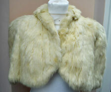 Fur Cropped Coats & Jackets for Women