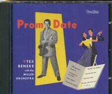 TEX BENEKE WITH THE MILLER ORCHESTRA - PROM DATE - CD