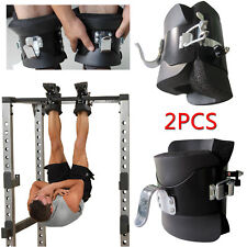 Gravity Inversion Boots Therapy Crossfit Hang Spine Posture Physio GYM Fitness