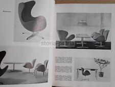 ARCHITETTURA_ARREDAMENTO_DESIGN_REGUITTI_SELEX_SIVA_BESANA_SEDIE E POLTRONE_1959