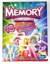 Memory Game My Little Pony Edition Hasbro - Matching Game - 48 Cards