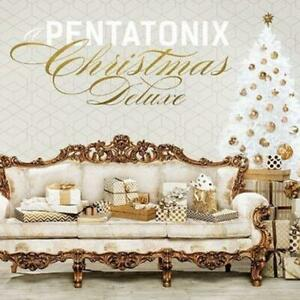Pentatonix Christmas Deluxe CD NEW