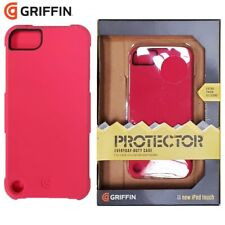 Apple iPod Touch 5th 6th Generation Silicon Everyday Duty 3D Protect Case Cover