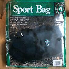 "Academy Broadway Sports Bag Black 8""x10"" in size"