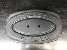 Wacker Bs 600 Air Filter Part! �