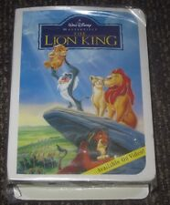 1996 The Lion King Disney Masterpiece Collection McDonalds Happy Meal - Simba