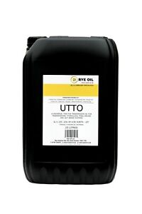 HYDRAULIC AND TRANSMISSION OIL SPEC  25 LITRE