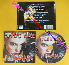 CD Compilation Smells Like Nirvana:A Tribute To Nirvana METRO419 no lp vhs(C26)