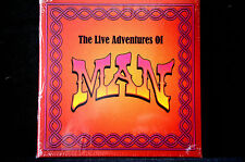 Man The Live Adventures Of 7CD Box Leonard Jones New + Sealed