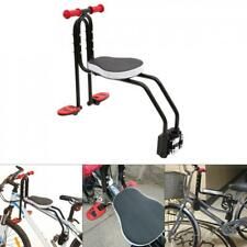 Bicycle Bike Front Seat Safety Stable Baby Child Kids Chair Carrier for 2.5-6 Y