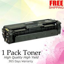1PK CLT-K504S CLT-504S Black Toner Cartridge For Samsung CLP-415N, CLP-415NW